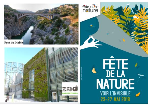 Deux lieux mythiques pour la fête de la nature 2018